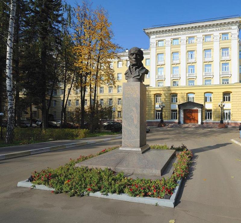 Контактная информация  pirogovcenterru