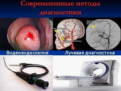 Современные методы диагностики