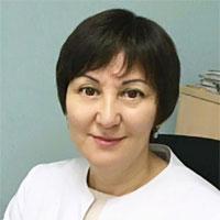 Ибрагимова Ботагоз Бердекешовна