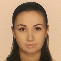 Симухина Мария Алексеевна