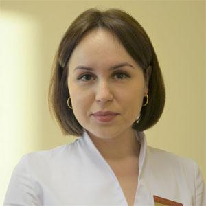 Щетинина Анна Юрьевна