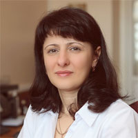 Казаликашвили Нана Шакроевна