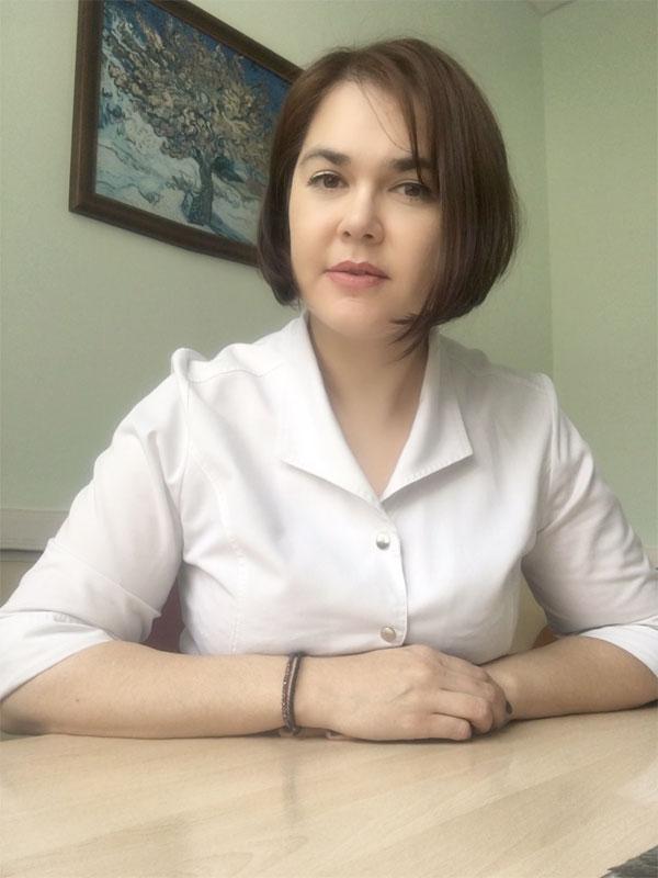 Токарева Юлия Владимировна