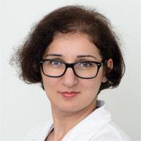 Карманова Елена Перикловна