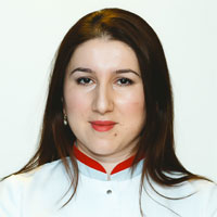 Амаева Рамина Зейнутдиновна
