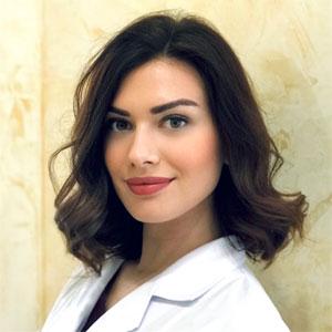 Бутарева Дарья Витальевна